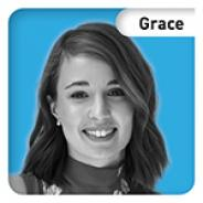 Link to Grace's graduate profile page